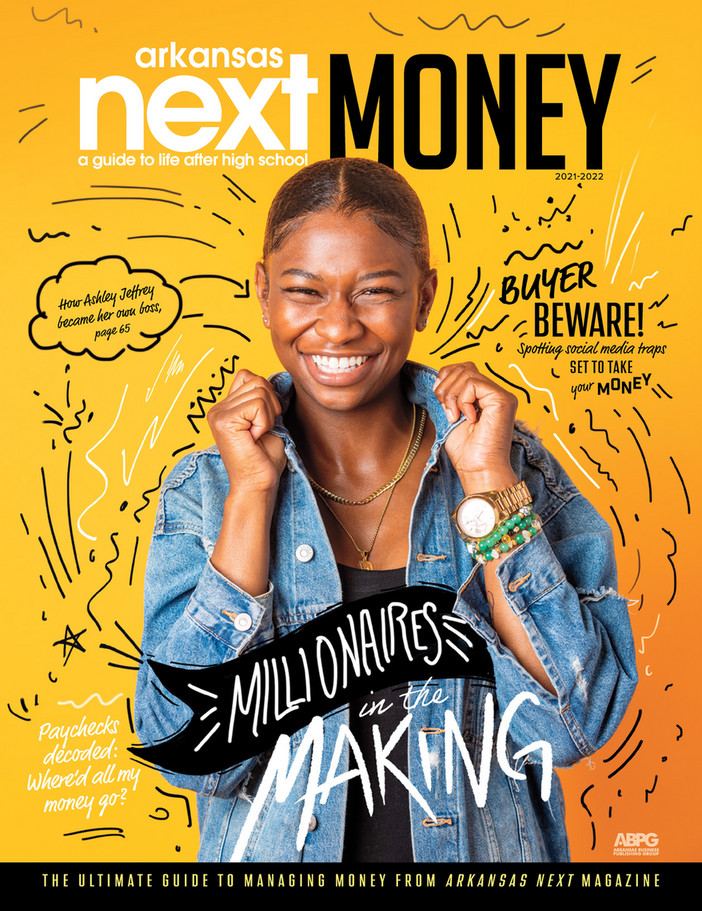 Arkansas Next Money Digital Edition Cover